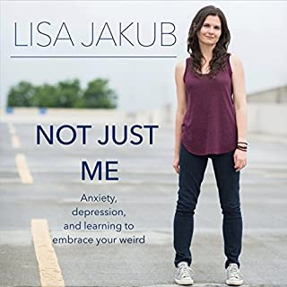 Not Just Me audiobook cover art
