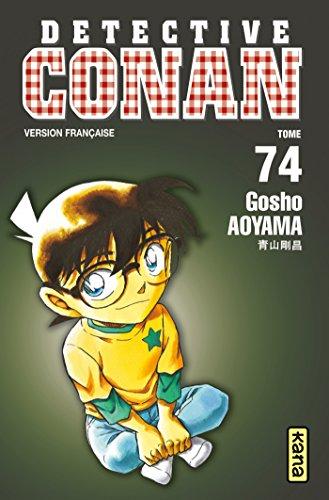 Détective Conan - Tome 74