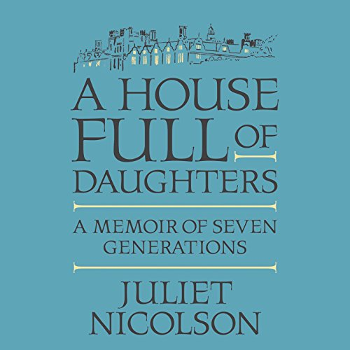 A House Full of Daughters audiobook cover art