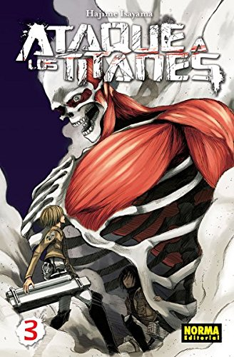 ATAQUE A LOS TITANES 03 (Cómic Manga)