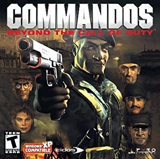 Commandos: Beyond the Call of Duty - XP Compatible (Jewel Case)