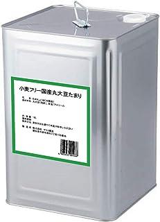 半田の旨味家 小麦フリー 国産丸大豆 たまり醤油 グルテンフリー 小麦不使用 18L/一斗缶 化学調味料無添加