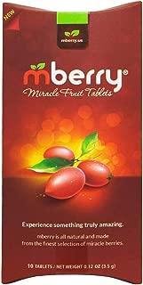 miracle berry taste