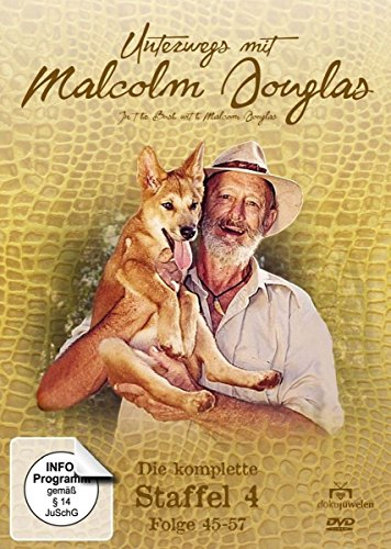 Unterwegs mit Malcolm Douglas - Staffel 4 (In The Bush With Malcolm Douglas) (Fernsehjuwelen) [3 DVDs]