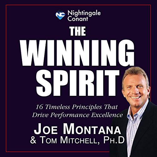 The Winning Spirit audiobook cover art