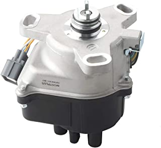 MOSTPLUS Ignition Distributor For Honda Acura B16A B16A2 B18C DOHC VTEC 96-01 TD81U
