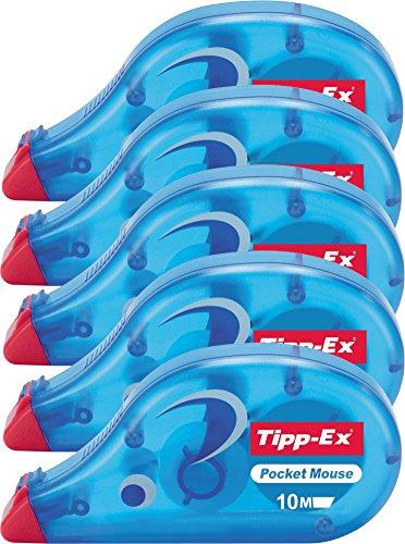 5er Sparpack Tippex 7500 Pocket Mouse...