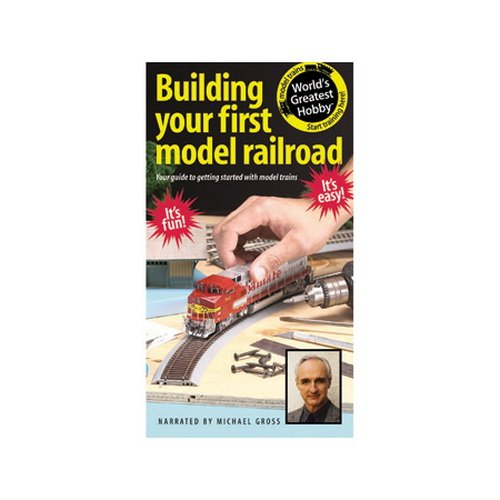 Building Your First Model Railroad [VHS]