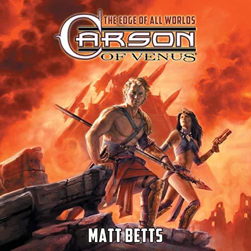 Carson of Venus cover art