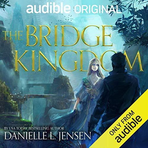 Page de couverture de The Bridge Kingdom