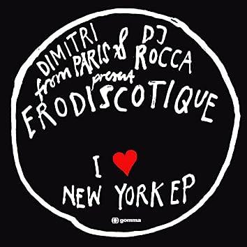 I Love New York EP