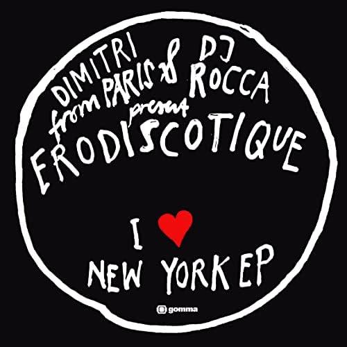 Dimitri From Paris, DJ Rocca & Erodiscotique