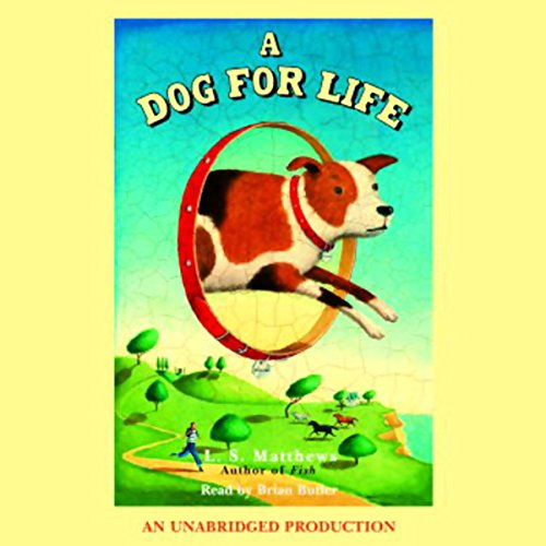 A Dog for Life audiobook cover art