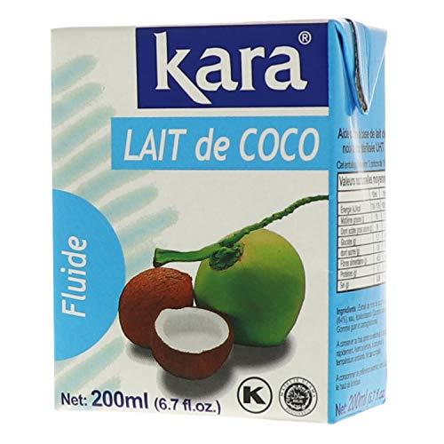 Kara Lait de coco Cuisine Fluide - 200ml