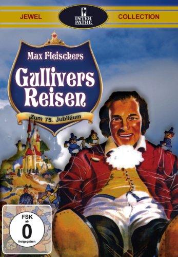 Gullivers Reisen - Ein Meisterwerk von Max Fleischer (Inkl. Dokumentation