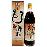 沖縄県産黒麹もろみ酢 黒糖入りタイプ 900ml×1個