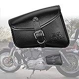 Motorcycle Swingarm Bag Side Tool Bags, Fit for Sportster Rebel Swing Arm Bags