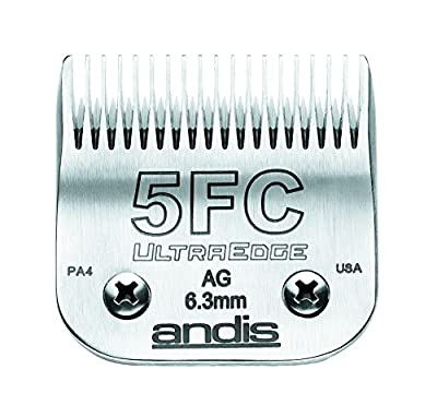 Andis UltraEdge Size 5FC Dog grooming clipper blade from CHUSQ