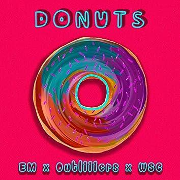 Donuts (feat. Outliiiers & WeSingCin)