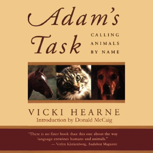 Adam's Task audiobook cover art