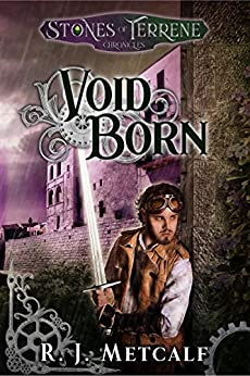 Void Born (The Stones of Terrene Chronicles Book 2) by [RJ Metcalf]