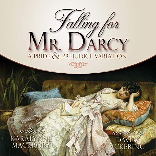 Falling for Mr Darcy cover art