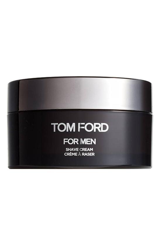 狂信者こどもセンター未就学Tom Ford Shave Cream (トムフォード シェーブ クリーム) 5.6 oz (165ml) シェーブ クリーム for Men