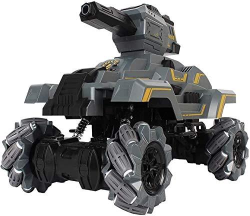 WXH SLL- High Speed Climbing 2.4G RC 13-Kanal Panzerfahrzeug, Elektro-Modell RC Spielzeug, for Kinder und Erwachsene Geschenk