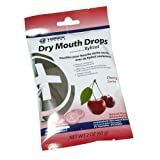 Hager Pharma Dry Mouth Drops, Cherry, 2 Ounce