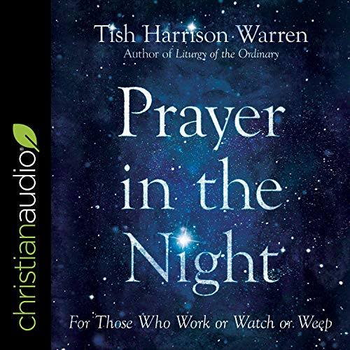 Prayer in the Night cover art