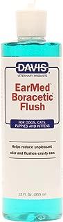 Davis EarMed Boracetic Ear Flush Pets, 12 oz