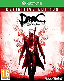DmC Devil May Cry: Definitive Edition [Xbox One - Code jeu à télécharger] (B01LONP6CI)   Amazon price tracker / tracking, Amazon price history charts, Amazon price watches, Amazon price drop alerts