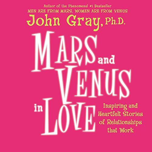 Mars and Venus in Love audiobook cover art