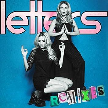 Letters (Remixes)