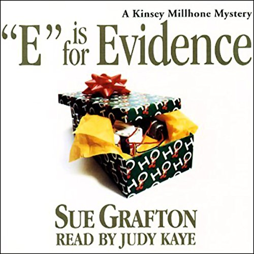 E Is for Evidence Titelbild