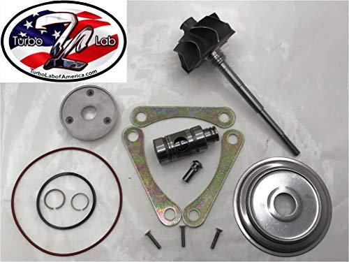 Turbo Lab America Garrett GT2871R Ball Bearing Turbo Rebuild Kit with Turbine Shaft