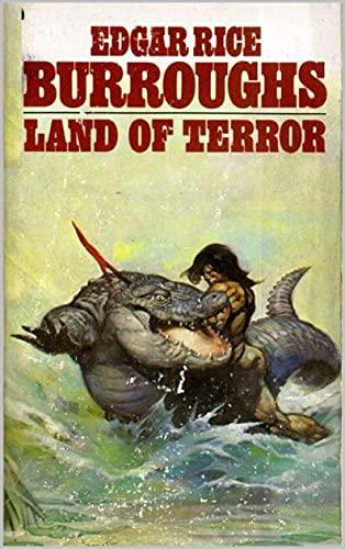 Land of Terror (English Edition)