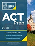 Princeton Review ACT Prep, 2020: 6 Practice Tests...