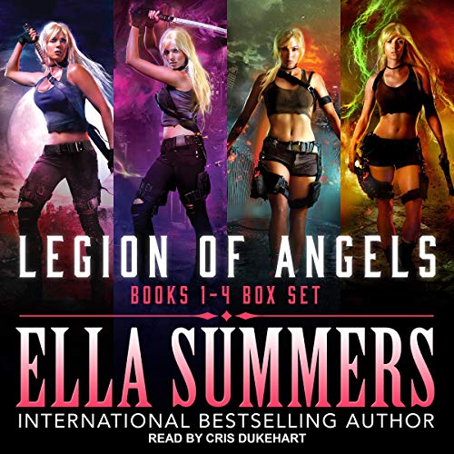 Legion of Angels Titelbild