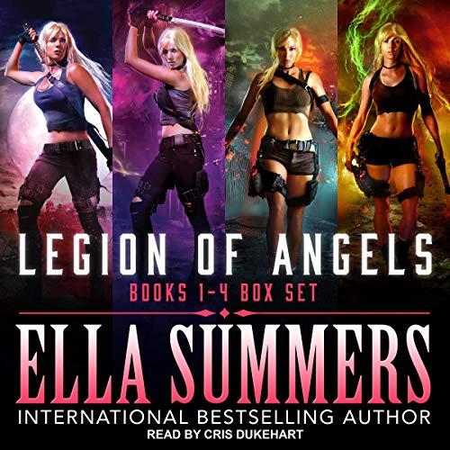 Legion of Angels cover art