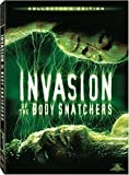 Invasion of the Body Snatchers DVD (2007) Collectors Edition w/Slipcover