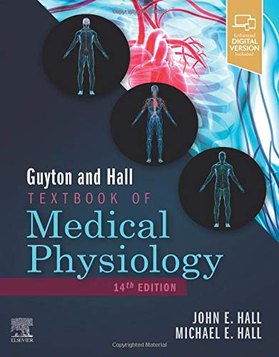 Compare Textbook Prices for Guyton and Hall Textbook of Medical Physiology Guyton Physiology 14 Edition ISBN 9780323597128 by Hall PhD, John E.,Hall MD  MSc., Michael E.