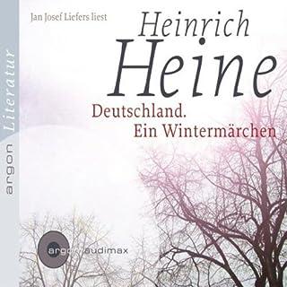 Couverture de Deutschland. Ein Wintermärchen