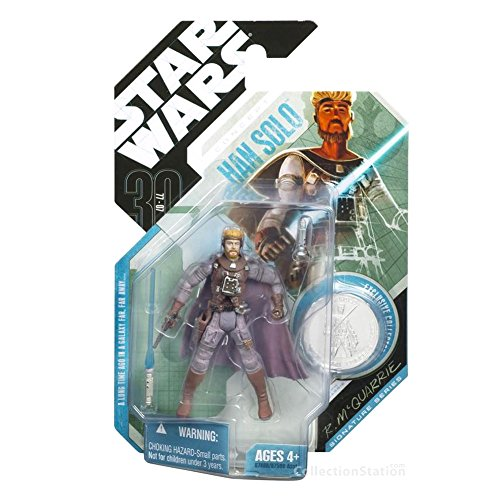 Hasbro 87408 McQuarrie Concept Han Solo - Star Wars 30th Anniversary Collection