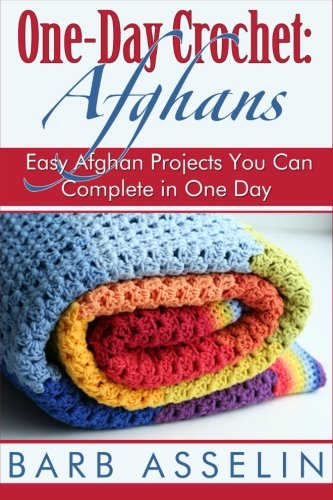 One-Day Crochet: Afghans: Easy Afghan Projects You Can Complete in One Day By Barb Asselin