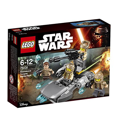 LEGO Star Wars 75131 - Resistance Trooper Battlepack