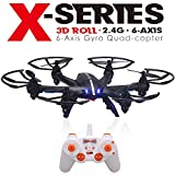 MJX X800 2.4G RC Quadcopter Drone Hexacopter 4 Channel 6 Axis with 3D...