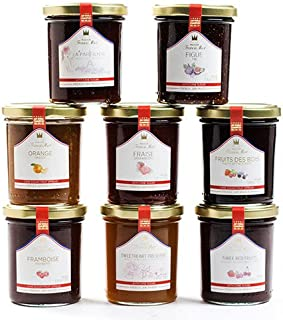 French Fruit Preserves by Maison Francis Miot - Plum (7.7 ounce)