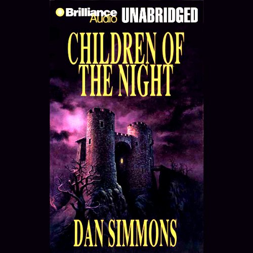 Children of the Night audiobook cover art