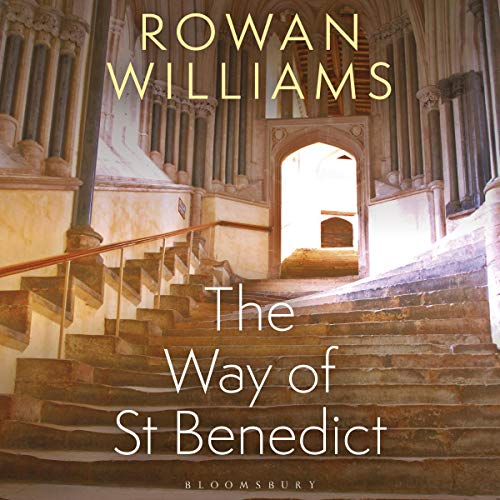 The Way of St Benedict cover art